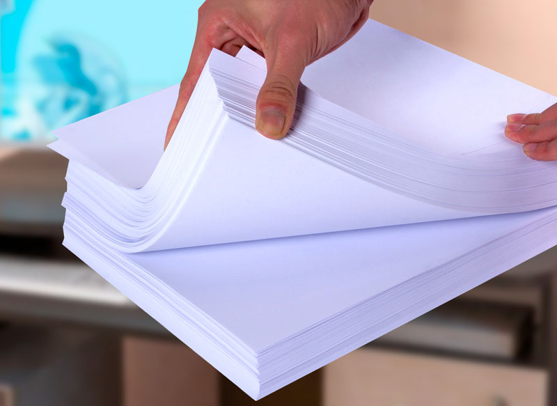 Бумага для листовок