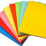 бумага для бланков в ярких тонах