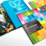 Красивый дизайн брошюры