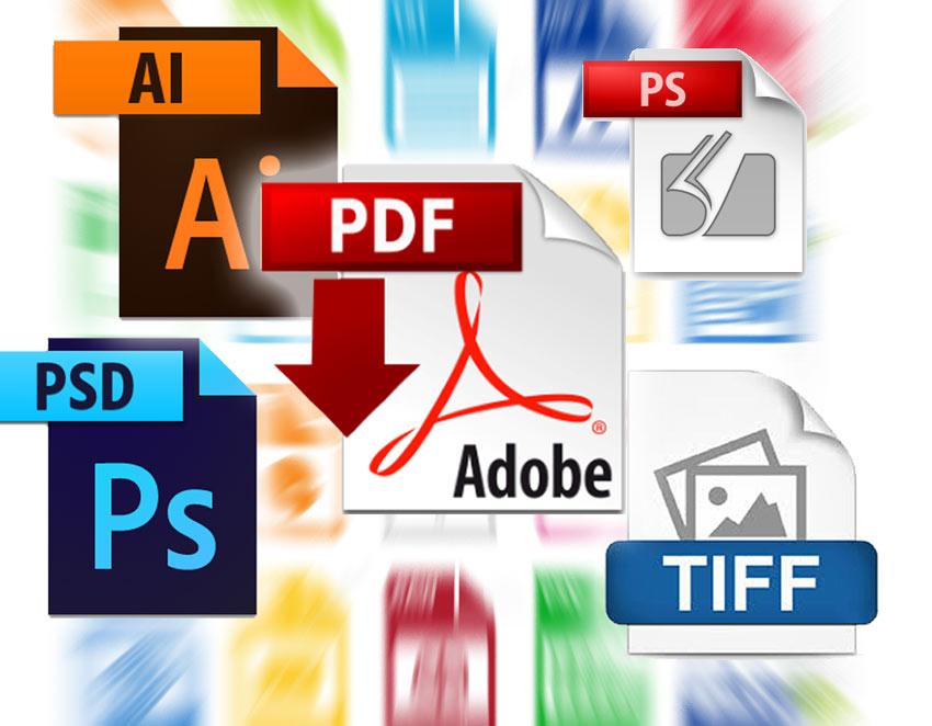 Форматы флаеров для типографии