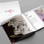 дизайн каталога бижутерии и ювелирных изделий