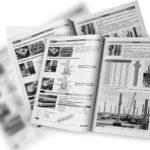 Изготовление черно-белого каталога