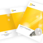 Печать каталога осветительных приборов