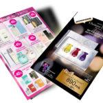 Дизайн каталога парфюмерии