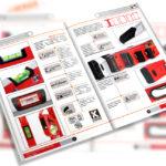 Печать каталога строительных инструментов