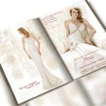 Дизайн каталога свадебного салона