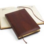 Изготовление ежедневников с обложкой из кожзама
