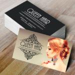 Изготовление визиток для салона красоты