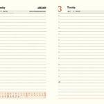 Оформление блока ежедневника