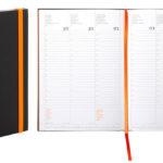 Оформление бизнес ежедневника