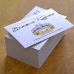 Печать визиток на маджестике