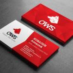 Печать визиток для веб студии