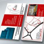 Дизайн флаера для магазина мебели