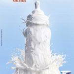 Дизайн плаката для молочного питания