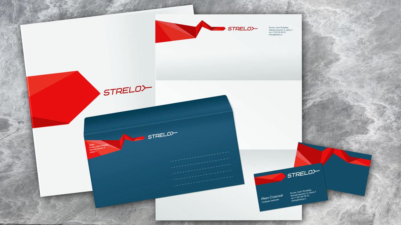 Печать фирменных конвертов с соблюдением стиля